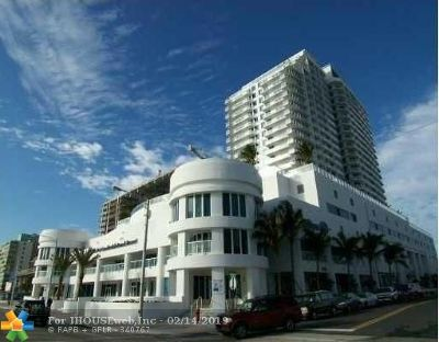 Fort Lauderdale Condo/Townhouse For Sale: 505 N Fort Lauderdale Beach Boulevard #2002