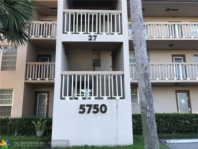 Tamarac Condo/Townhouse Backup Contract-Call LA