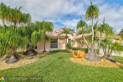 Pembroke Pines Single Family Home For Sale: 322 SW 187th Ter