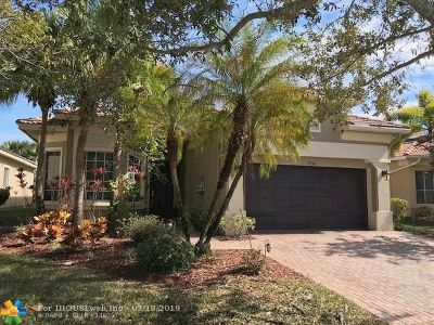 Parkland Single Family Home For Sale: 7824 NW 123rd Ave