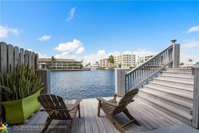 Fort Lauderdale Condo/Townhouse For Sale: 3233 NE 32nd Ave #1001