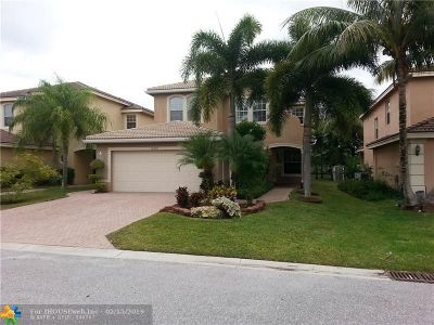 Boynton Beach Single Family Home For Sale: 10314 Gentlewood Forest Dr