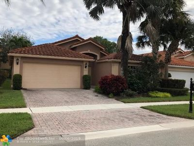 Boynton Beach Single Family Home For Sale: 9102 Rialto Way