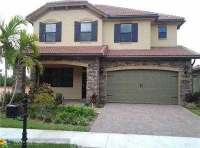 Parkland Single Family Home For Sale: 8865 Watercrest Cir