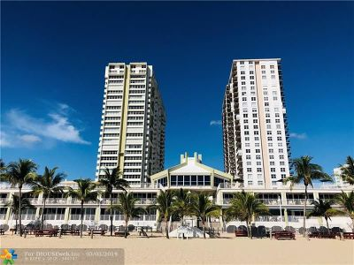 Pompano Beach Condo/Townhouse For Sale: 111 Briny Ave #2307