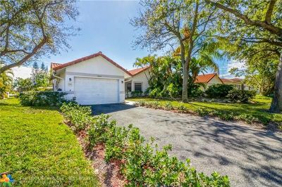Coral Springs Multi Family Home For Sale: 10520 NW 41st St
