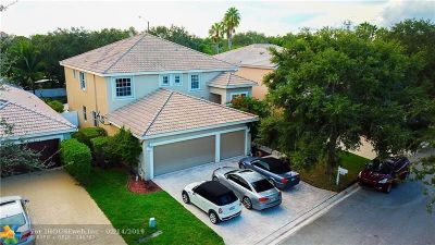 Coral Springs Single Family Home For Sale: 5242 NW 113th Ave
