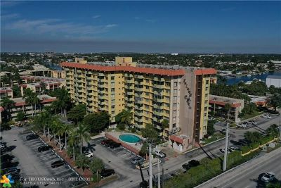 Pompano Beach Condo/Townhouse For Sale: 777 S Federal Hwy #RP-PH16