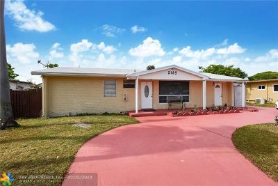 Fort Lauderdale Multi Family Home For Sale: 2165 SW 47th St