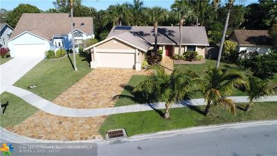 Boynton Beach Single Family Home For Sale: 10843 Cambay Cir