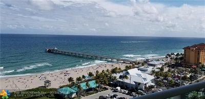 Deerfield Beach Condo/Townhouse For Sale: 333 NE 21st Ave #1714