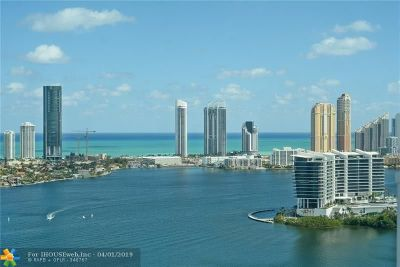 Aventura Condo/Townhouse For Sale: 3330 NE 190th St #518