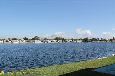 Fort Lauderdale FL Single Family Home For Sale: $135,000