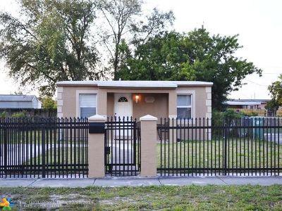 Opa-locka Single Family Home Backup Contract-Call LA: 2381 Rutland St