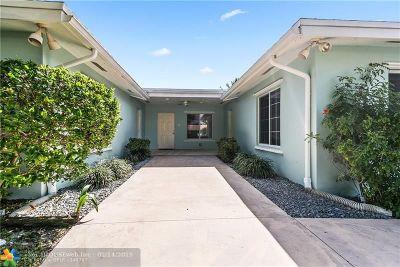Boca Raton Multi Family Home For Sale: 450 NE 37th St