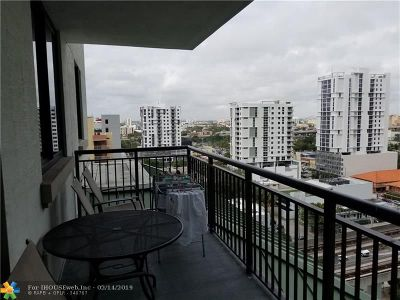 Miami Condo/Townhouse For Sale: 999 SW 1 Ave #1214