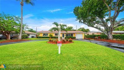 Pompano Beach FL Single Family Home For Sale: $419,900