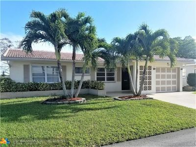Tamarac Single Family Home For Sale: 4514 NW 47th Ter