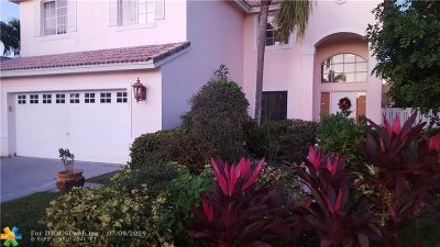 Single Family Home For Sale: 19101 NW 11th St