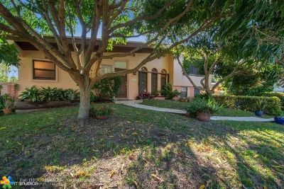 Fort Lauderdale Single Family Home For Sale: 2518 Sugarloaf Ln