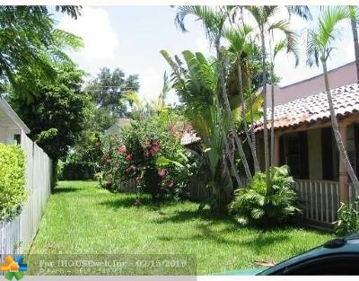 Broward County, Collier County, Lee County, Palm Beach County Rental For Rent: 808 SE 6th Ct #2