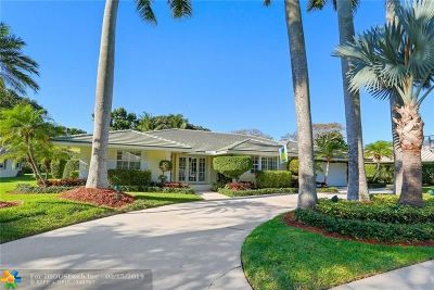 Boca Raton Single Family Home For Sale: 2838 Banyan Boulevard Cir