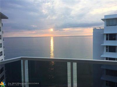 Rental For Rent: 3700 Galt Ocean Drive #1510
