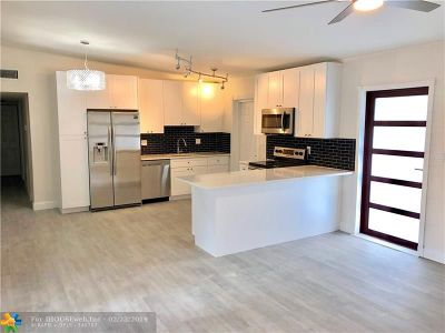 Fort Lauderdale FL Single Family Home For Sale: $319,900
