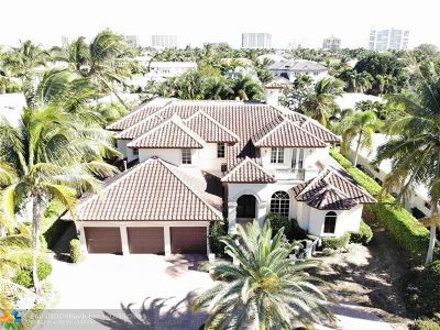 Boca Raton Single Family Home For Sale: 2280 Queen Palm Road