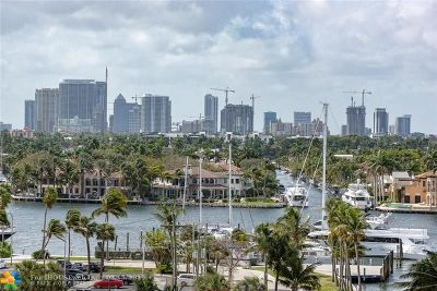 Broward County, Collier County, Lee County, Palm Beach County Rental For Rent: 101 S Fort Lauderdale Beach Blvd #806