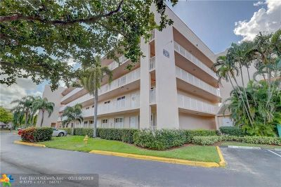 Sunrise Condo/Townhouse For Sale: 2607 NW 104th Ave #302
