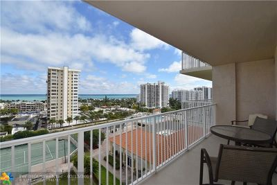 Broward County, Collier County, Lee County, Palm Beach County Rental For Rent: 3020 NE 32nd Ave #1107