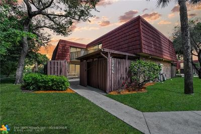 Boca Raton Condo/Townhouse Backup Contract-Call LA: 8266 Boca Rio Dr #8266