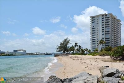 Everglades House Condo/Townhouse For Sale: 2100 S Ocean Dr #6b
