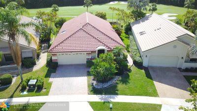 Boca Raton Single Family Home Backup Contract-Call LA: 21422 Bridge View Dr
