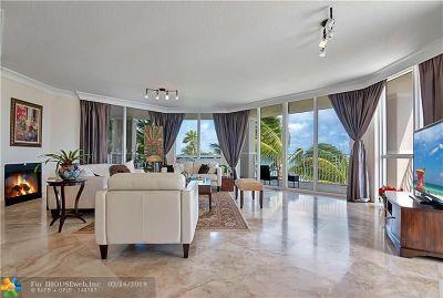 Pompano Beach Rental For Rent: 1460 S Ocean Blvd #304