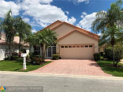 Delray Beach Single Family Home For Sale: 14072 Glenlyon Ct