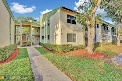 Coral Springs Condo/Townhouse For Sale: 4163 NW 90th Ave #104