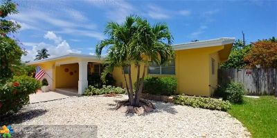 Lauderdale By The Sea Single Family Home For Sale: 1985 Ocean Mist Dr