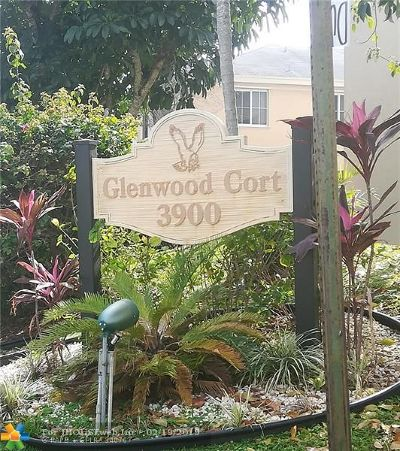 Pembroke Park Condo/Townhouse Backup Contract-Call LA: 3900 SW 52nd Ave #703
