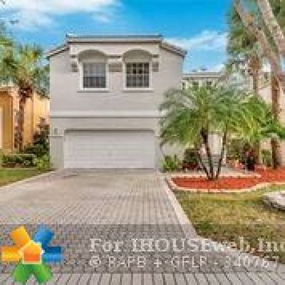 Coral Springs FL Single Family Home For Sale: $373,000