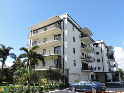 Boca Raton Condo/Townhouse For Sale: 2677 S South Ocean Blvd #3-B