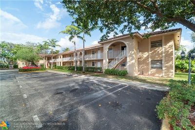 Coral Springs Condo/Townhouse For Sale: 11203 Royal Palm Blvd #11203