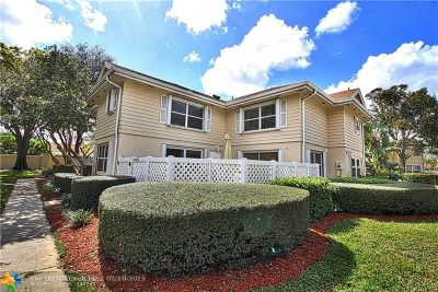 West Palm Beach Condo/Townhouse For Sale: 8164 Andover Ct #B