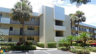 Deerfield Beach Condo/Townhouse For Sale: 2450 Deer Creek Country Club Blvd #106