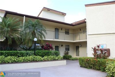 Tamarac Condo/Townhouse For Sale: 8761 Holly Ct #103