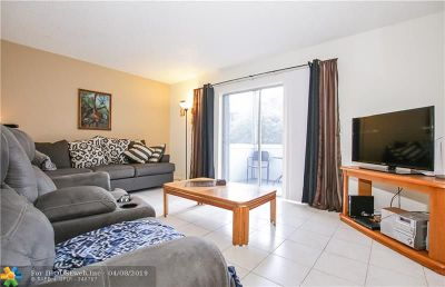 Lauderhill Condo/Townhouse For Sale: 4770 NW 21st St #209