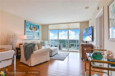 Fort Lauderdale Condo/Townhouse For Sale: 347 N New River Dr #1906