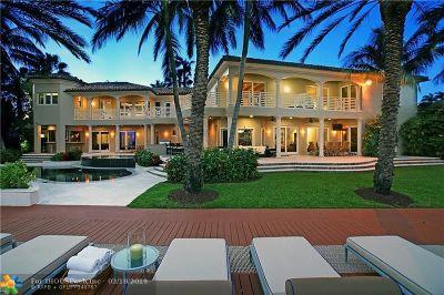 Fort Lauderdale Single Family Home For Sale: 112 S Gordon Rd