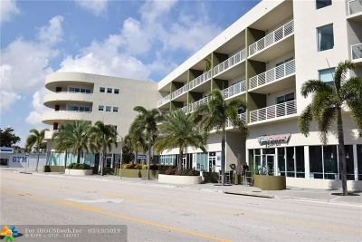 Wilton Manors Condo/Townhouse For Sale: 2301 Wilton Dr #R208